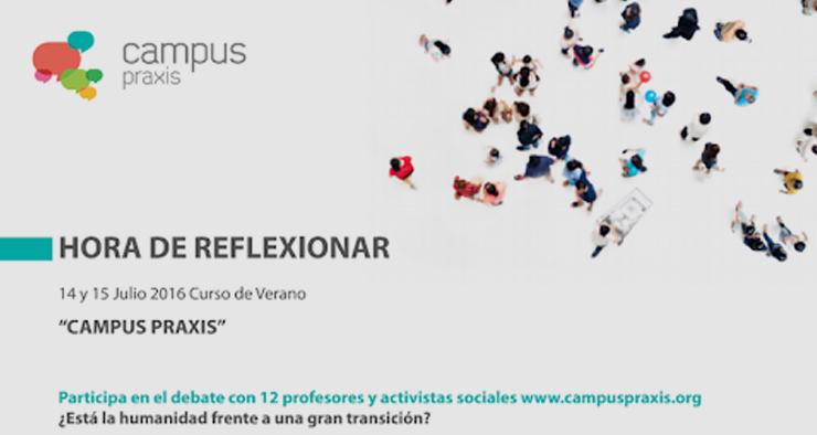 Curs d'estiu Campus Praxis