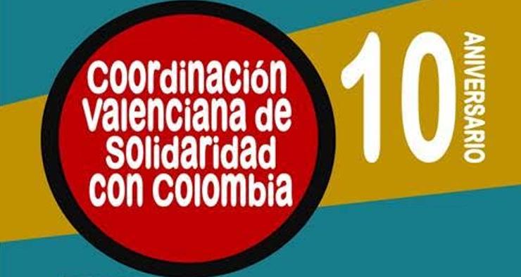 Aniversari: Coordinadora solidaritat amb Colòmbia
