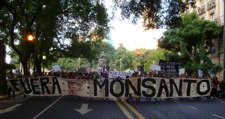 Dia mundial contra MONSANTO