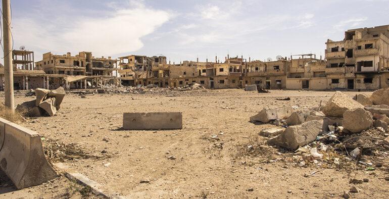 Siria: la gran impostura