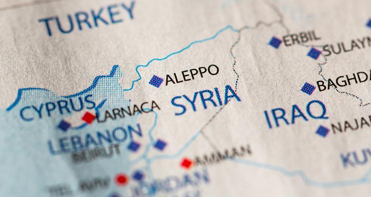 Síria: convocatòria